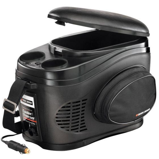 Black-&-Decker-BDV212F-Reisekühler/Gefrierbox-und-Wärmetasche