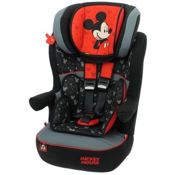 Autositz-Disney-I-Max-Mickey-Mouse-1/2/3