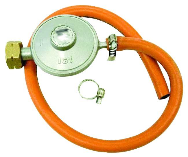 Gasdruckregler-Set