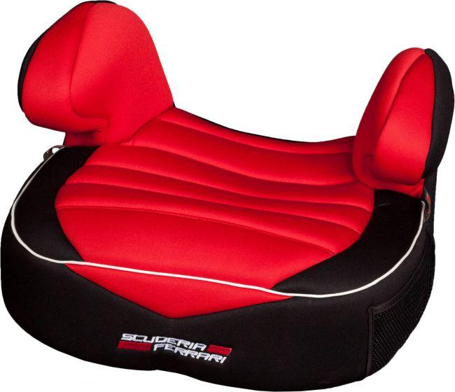 Sitzerhöhung-Ferrari-Dream-Rosso-Autositzgruppe-2/3