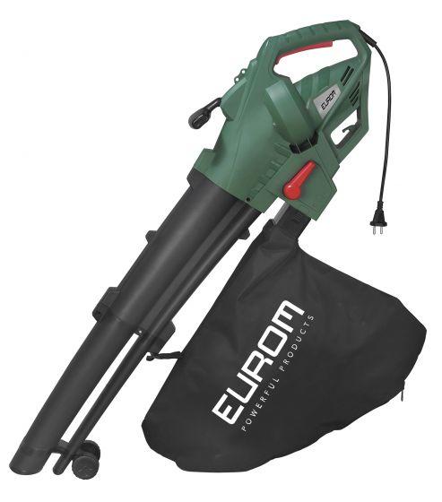 Eurom-Laubbläser/-sauger-Gardencleaner-3000W