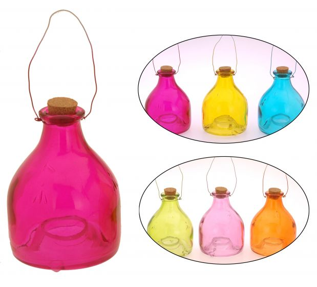 Wespenfänger-Glas