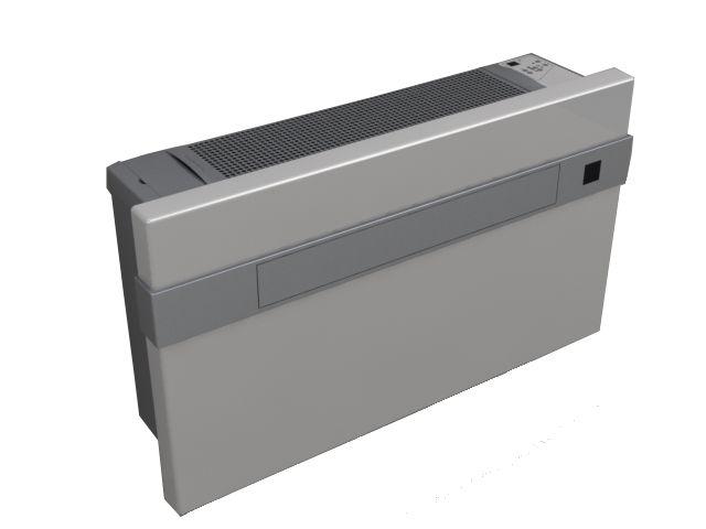 Coolbuddy-Plus-3,2-kW-Monoblock-Klimagerät-Weiß-ohne-Außeneinheit