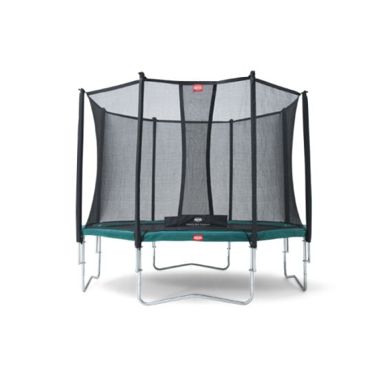 Trampolin-BERG-Favorit-380-+-Safety-Net-Comfort