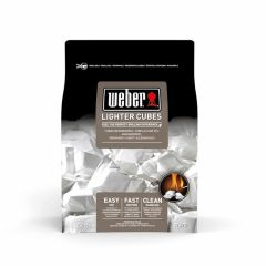 Weber-Anzündwürfel,-22-Stück,-weiß