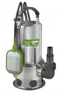 Eurom-SPV750I-Tauchpumpe/Schmutzwasserpumpe