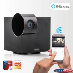 Caliber-HWC202PT-Smart-Überwachungskamera
