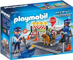 Playmobil-Straßensperre---6924