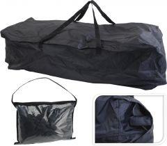 Tasche-Gartenkissen-Schwarz