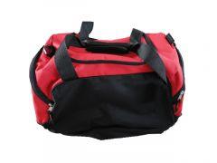 Sporttasche-rot/schwarz