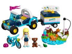Lego-Stephanies-Cabrio-mit-Anhänger---41364