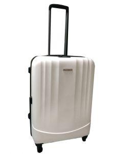 Koffer 65 Liter weiß