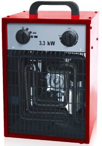 Industrie-Ventilatorofen-3300W
