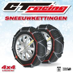 4x4 - CT-Racing KB46 Schneeketten (2 Stück)