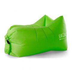 SeatZac Sitzsack grün