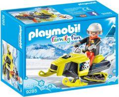 Playmobil - Family Fun – Schneescooter 9285