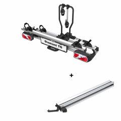 Pro-User-Diamant-TG-Fahrradträger-+-Auffahrrampe
