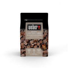 Weber Anzündwürfel - 48 Stück braun
