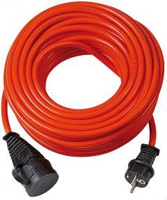 Brennenstuhl Verlängerungskabel 10M Orange IP44