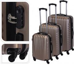 Koffer Bronze - 61 Liter
