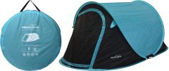 Campingzelt-Hellblau-Pop-Up-1-Person