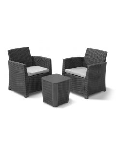"Allibert ""Mia"" Balkonset Polyrattan"