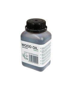 Ecofurn Holzöl braun - 2,5 dl