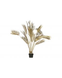 Woood Kunstpflanze Gold - 110 cm