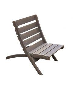 Ecofurn City Granny chair - grau