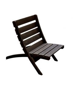 Ecofurn City Granny chair - schwarz