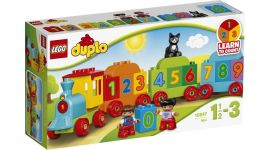 LEGO-DUPLO-Zahlenzug---10558
