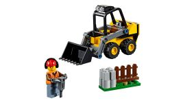 Lego City Frontlader - 60219