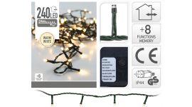 LED-Beleuchtung-240-LED-Lämpchen-warm-weiß