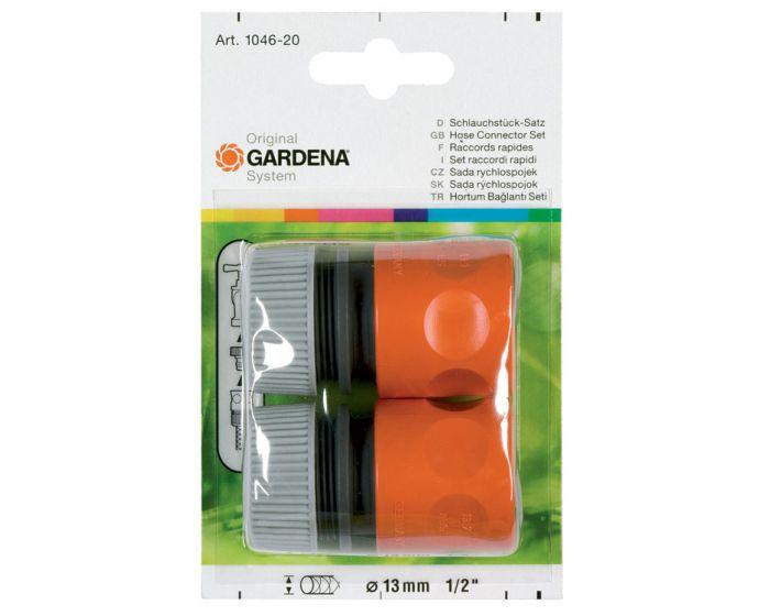 Gardena System Schlauchstückset