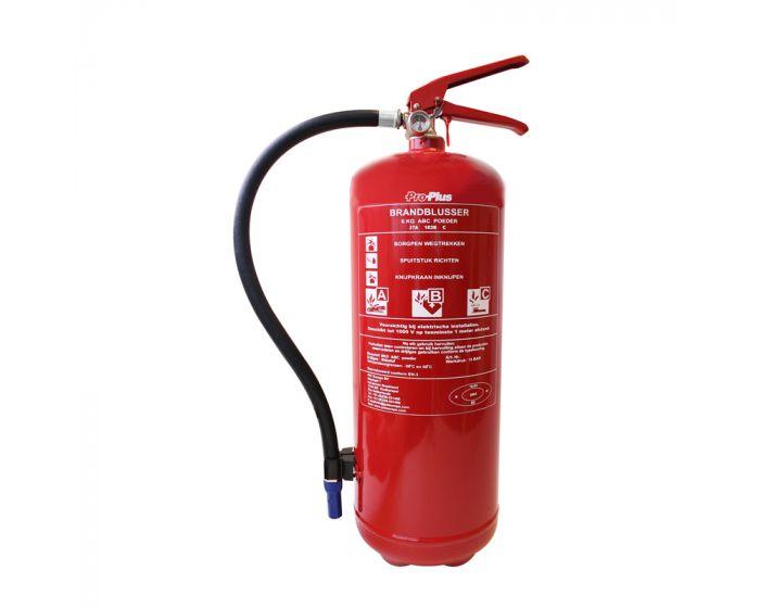 Feuerlöscher ABC 6 kg BB6NL