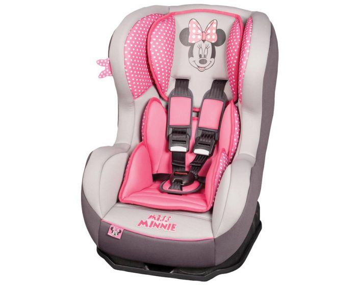 Autositz Disney Cosmo Minnie Mouse 0/1