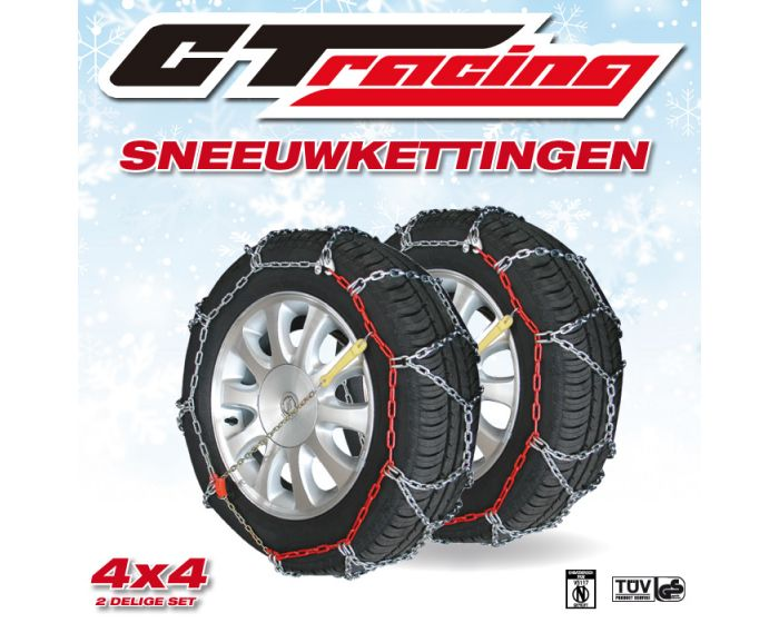 4x4 - CT-Racing KB39 Schneeketten