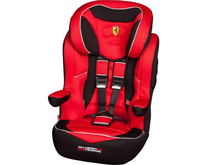 Autositz Ferrari I-Max SP Rosso Autositzgruppe 1/2/3