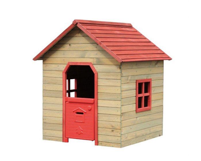 Spielhaus Woody