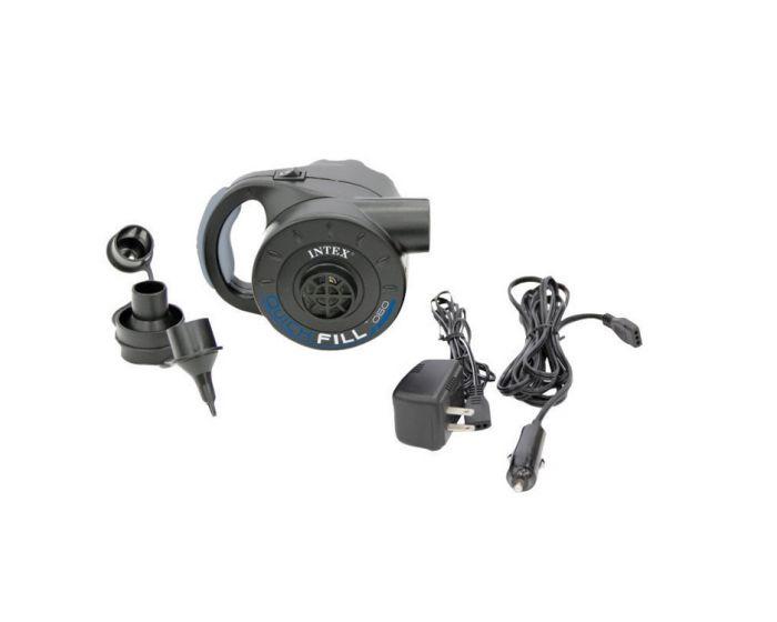 Intex Aufladbare Pumpe 12V/220V
