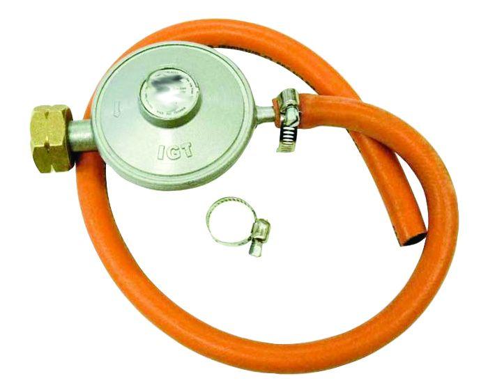 Gasdruckregler Set