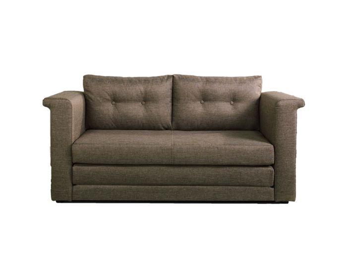 schlafcouch vienna 2 personen braun schlafcouch online kaufen. Black Bedroom Furniture Sets. Home Design Ideas