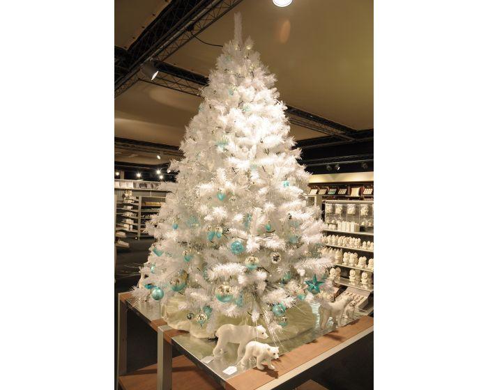 Weihnachtsbaum 180cm Weiß