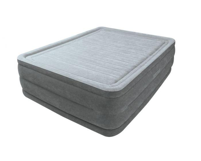 Intex Comfort Plush High-Rise Zwei-Personen-Luftbett Queen