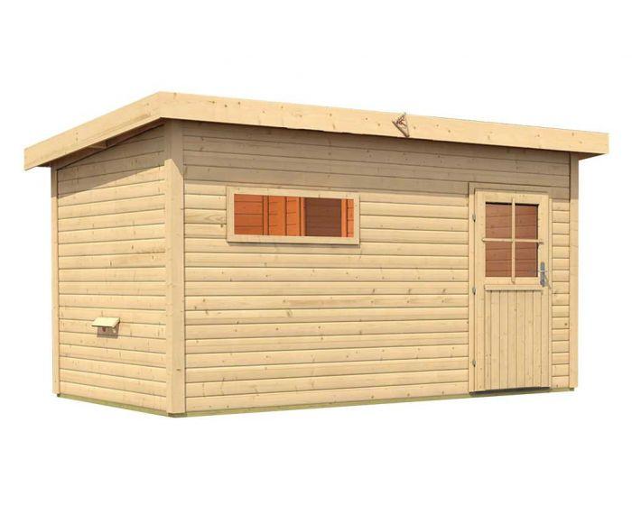 interline rauma 3 sauna 393x231x239. Black Bedroom Furniture Sets. Home Design Ideas