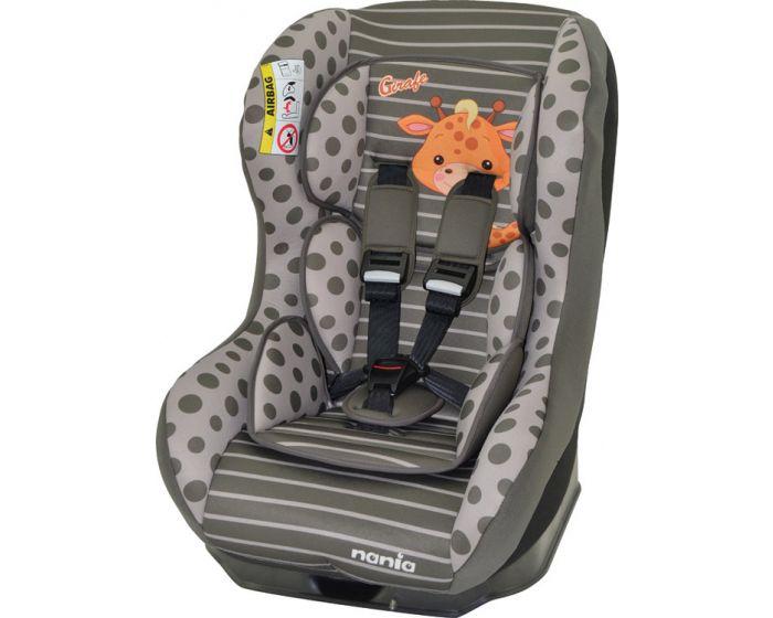 Autositz Nania Driver Giraffe 0/1
