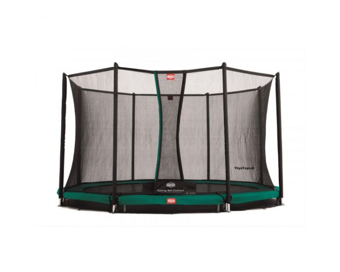 Trampolin BERG Favorit Inground 270 + Safety Net Comfort