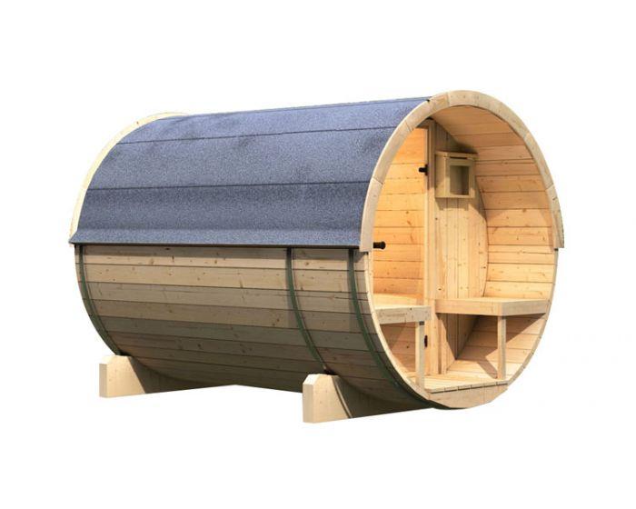 interline kotka 2 sauna 205x273x216. Black Bedroom Furniture Sets. Home Design Ideas