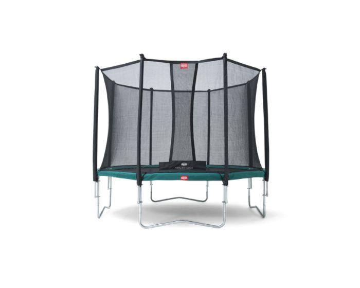 Trampolin BERG Favorit 430 + Safety Net Comfort