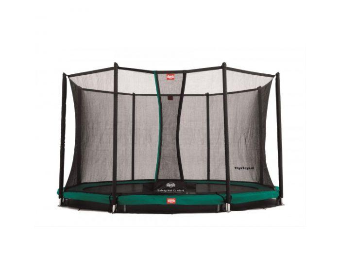 Trampolin BERG Favorit Inground 380 + Safety Net Comfort